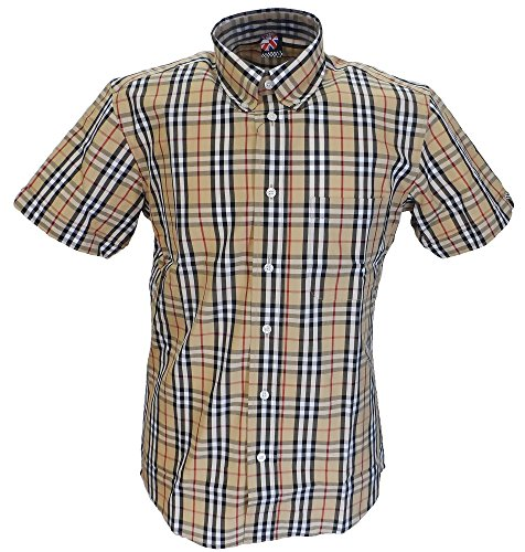 Warrior Motown 100% Cotton Short Sleeved Shirt