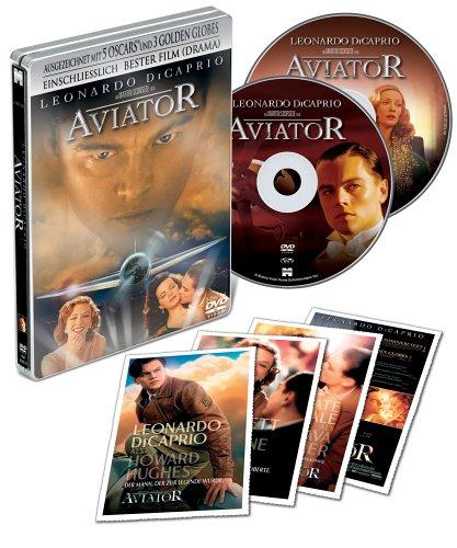 The Aviator (Limited Edition, Exklusiv bei Amazon im Steelbook inkl. Postkarten, 2 DVDs)
