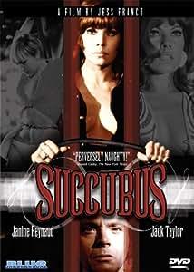 Succubus [DVD] [1969] [Region 1] [US Import] [NTSC]