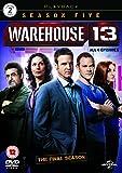 Warehouse 13 - Season 5 (Audio: English, Subtitle: English) [DVD]