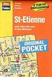 Plan de ville : Saint-�tienne (avec u...