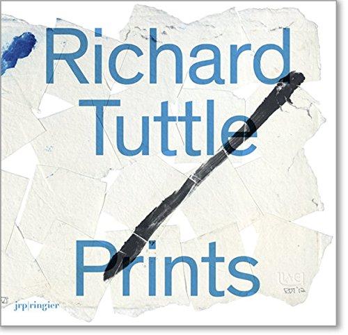 Richard Tuttle: Prints par Deacon Chris