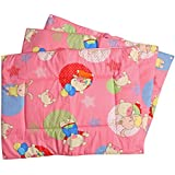 Baby Station Premium Quality Multi Purpose Changeable Mat, Set Of 3 (Peach)