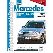 Mercedes-Benz ML Diesel (W163): 1997 bis 2004