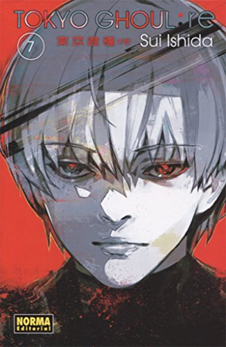 TOKYO GHOUL:re 07 por From Norma Editorial S.a