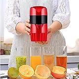 Liu Sensen Mini Presse Mit Kaltem Pressvorgang Hand-Orange Juicer Küche Oder Esszimmer Lemon...
