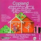 Copland: Appalachian Spring / Music for the Theatre / El Salon Mexico / Two Ballads for Violin and Piano / Elegies for Violin and Viola (2004-04-27)