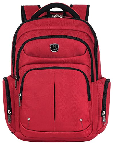 Binlion Taikes Laptop Backpack Up To 17-Inch Red26