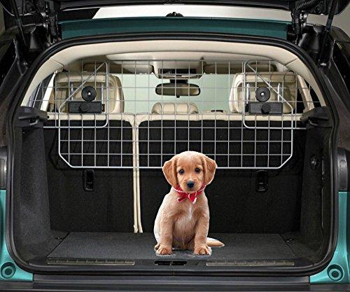 Xtremeauto Entièrement réglable, EN Maille filet pare-chien pour arrière/coffre/coffre de la voiture
