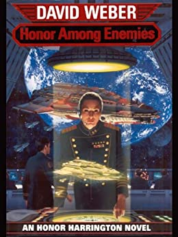Honor Among Enemies (Honor Harrington Book 6) (English Edition) di [Weber, David]