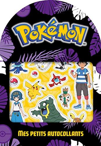 Pokemon - Mes petits autocollants Alola (Pokémon) por Collectif