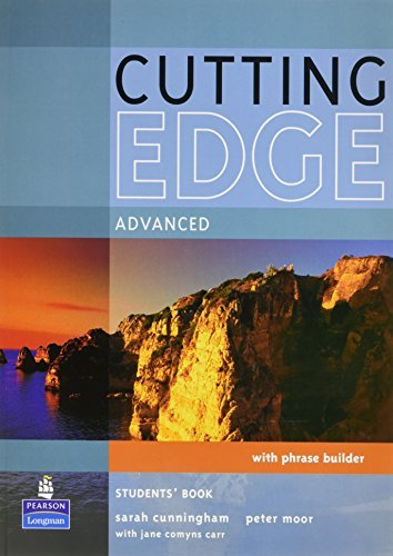 Cutting Edge Advanced Student Book: A Practical Approach to Task Based Learning by Sarah Cunningham (2003-02-27)