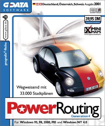 Preisvergleich Produktbild PowerRouting Deutschland Generation 4