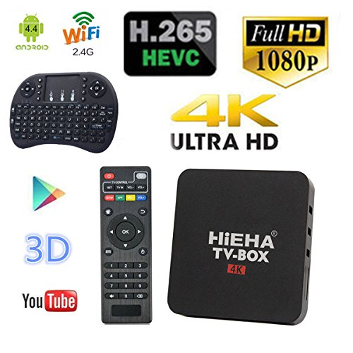 hieha-4k-android-tv-box-hd-streaming-media-player-8gb-quad-core-wireless-keyboard-included