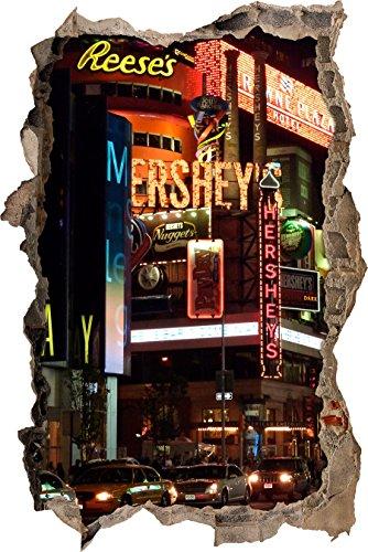 famosa-hershey-a-new-york-muro-passo-avanti-in-formato-sguardo-parete-o-adesivo-porta-3d-92x62cm-aut