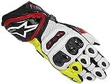 Alpinestars GP-Tech Handschuhe 2013 S Schwarz/Rot/Gelb