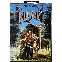 Royal Retro Carte de jeu Growl 16 bits MD avec boîte de vente au détail pour Sega Genesis et Mega Drive