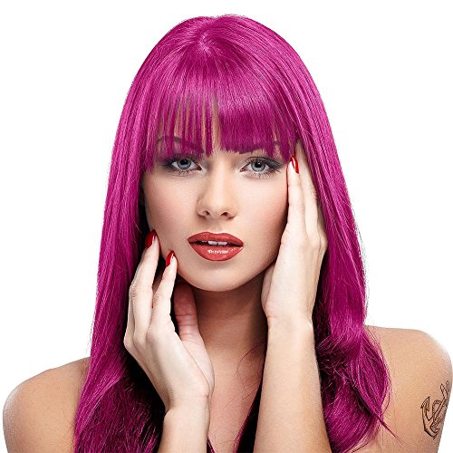 MANIC PANIC Cream Formula Semi-Permanent Hair Color - Fuschia Shock