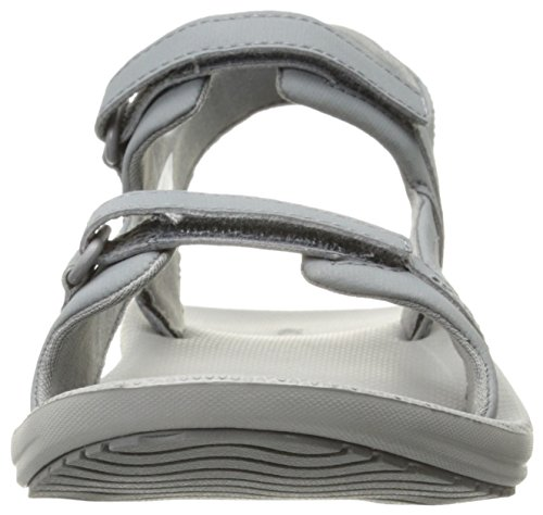 Columbia Barraca Sunlight, Scarpe Sportive Outdoor Donna Grigio (Ti Grey Steel/steam 033)