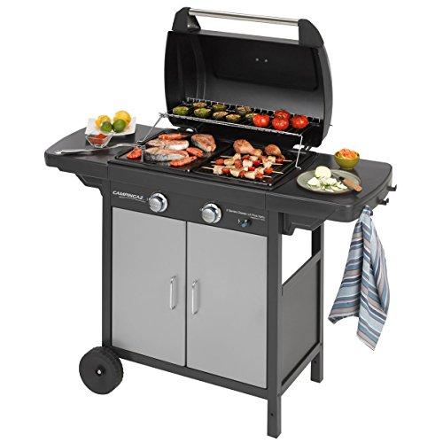Campingaz Barbecue à Gaz 2 Series Classic LX Plus Vario, 2 Brûleurs,...