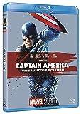 Captain America The Winter Soldier 10° Anniversario Marvel Studios (Blu Ray)