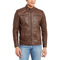 Fort Collins Men's Synthetic Jacket (32403-OL_Large_Coffee)