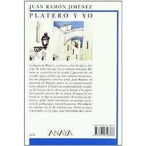 Platero y yo (Clásicos - Biblioteca Didáctica Anaya)