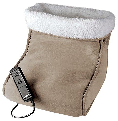 Beurer FWM 40, scaldapiedi massaggiante elettrico con due temperature