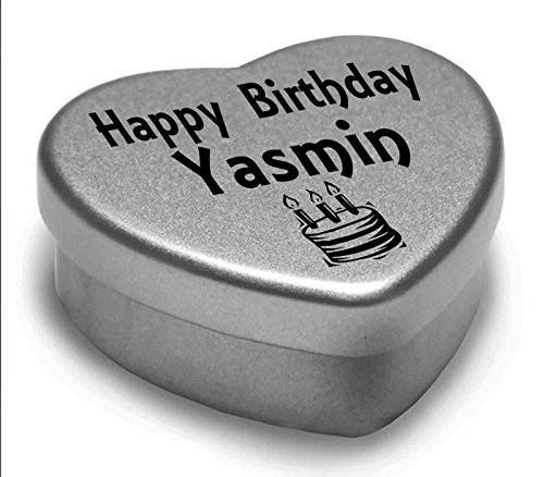 happy-birthday-yasmin-mini-heart-tin-gift-present-for-yasmin-with-chocolates-silver-heart-tin-fits-b