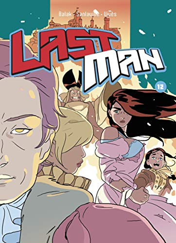 Lastman Edition collector Tome 12