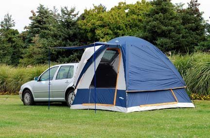 Sportz Dome-To-Go Hatchback / Wagon Tent (For Volkswagen Golf, Jetta and Passat Wagon Models) by Napier Enterprises
