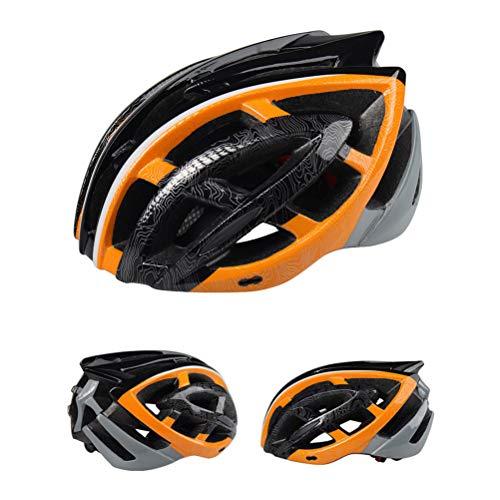 Fahrradhelm Ultraleicht EPS + PC Abdeckung MTB Rennradhelm Fahrradhelm