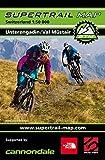 Supertrail Map Unterengadin / Val Müstair: Maßstab 1:50 000