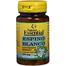 Nature Essential - ESPINO BLANCO 500MG 50 CAPSULAS NATURE ESSENTIAL