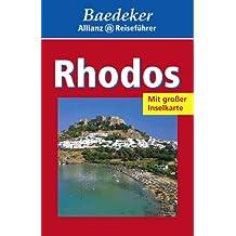 Baedeker Allianz Reiseführer Rhodos