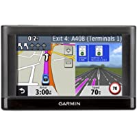 Garmin Nuvi 42LM 4.3 inch Satellite Navigation with UK and Ireland Maps and Free Lifetime Map Updates