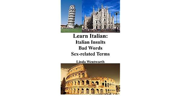 Sex terms italian