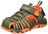 Killtec Marimba Jr, Unisex-Kinder Sport- & Outdoor Sandalen, Grün (oliv), 32 EU (13.5 UK)