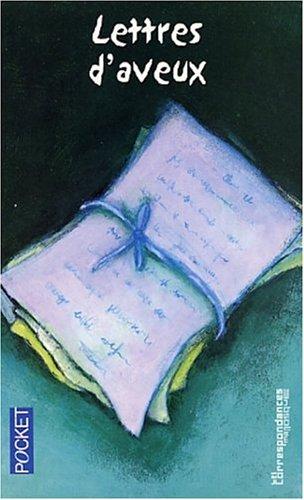 Lettres d'aveux