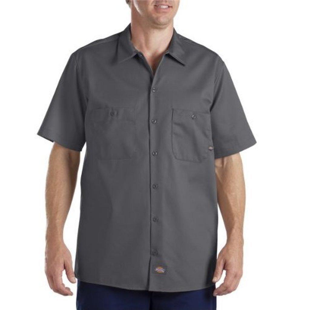 Dickies - - LS307 - Industrie-Short Sleeve Work Shirt aus Baumwolle:  Amazon.de: Bekleidung
