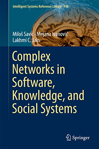 PDF Gratis Complex Networks in Software, Knowledge, and Social Systems (Intelligent Systems Reference Library Book 148)