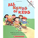 All Kinds of Kids (A Rookie Reader)