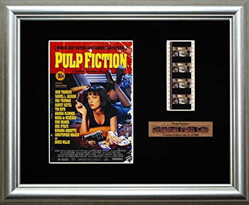 filmcell Affiche Pulp Fiction-image (s)