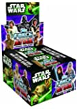 STAR WARS FORCE ATTAX MOVIES SERIES 2 NEW BOX OF 50 PACKS TOPPS New