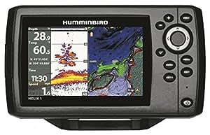 Humminbird 410210–1Helix 5Chirp GPS G2Détecteur de Poisson