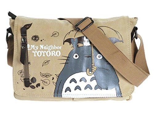 CoolChange Bolso de Hombro de Totoro, Beige