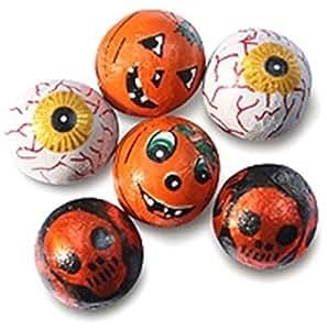 Halloween chocolate balls - Bag of 50