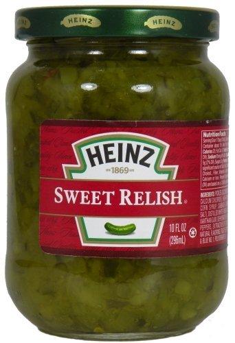 HEINZ Sweet Relish (296g) Relish