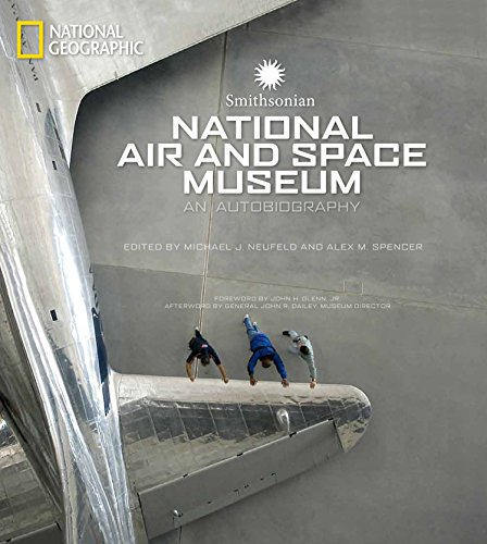 Smithsonian National Air and Space Museum: An Autobiography - Air-space Museum