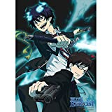 Blue Exorcist 9951 Wall Scroll, Poster, Multi-Colored